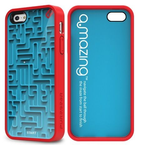 coque iphone 5 labyrinthe