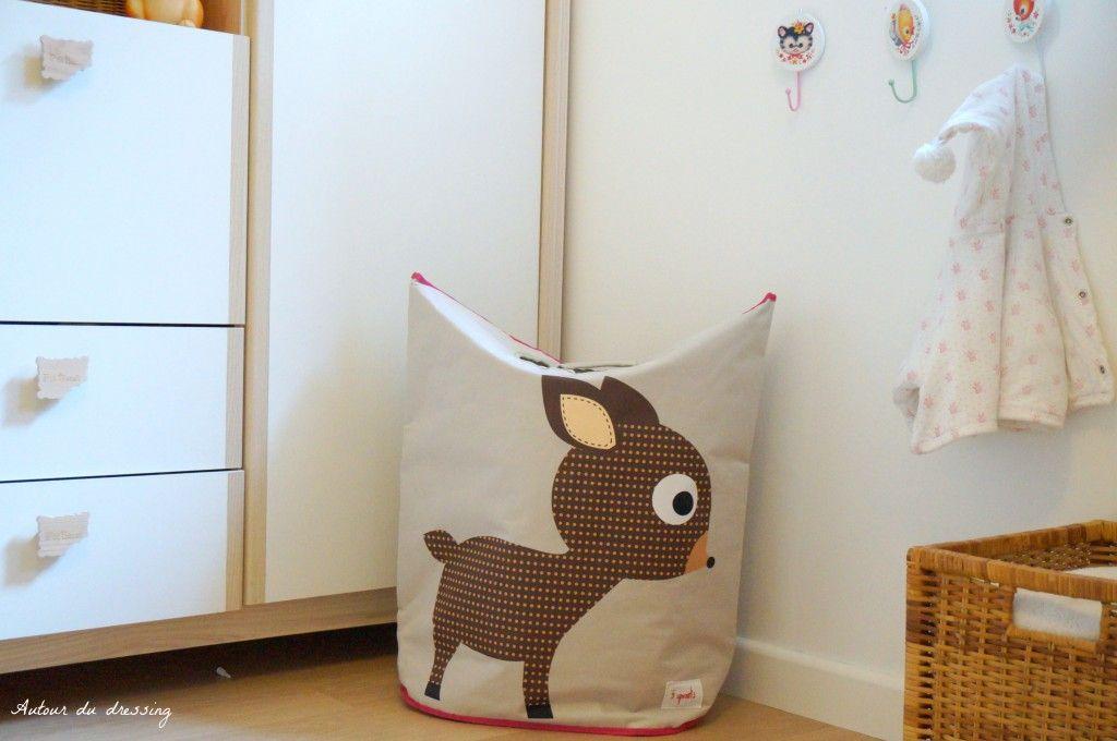 deco panier linge chambre enfant design chambre b b deco pinterest vintage et b b. Black Bedroom Furniture Sets. Home Design Ideas
