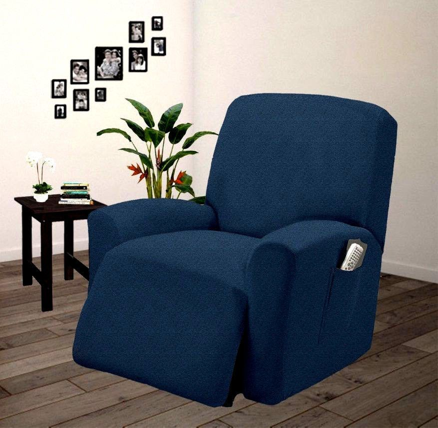 12++ Lazy boy couches blue info