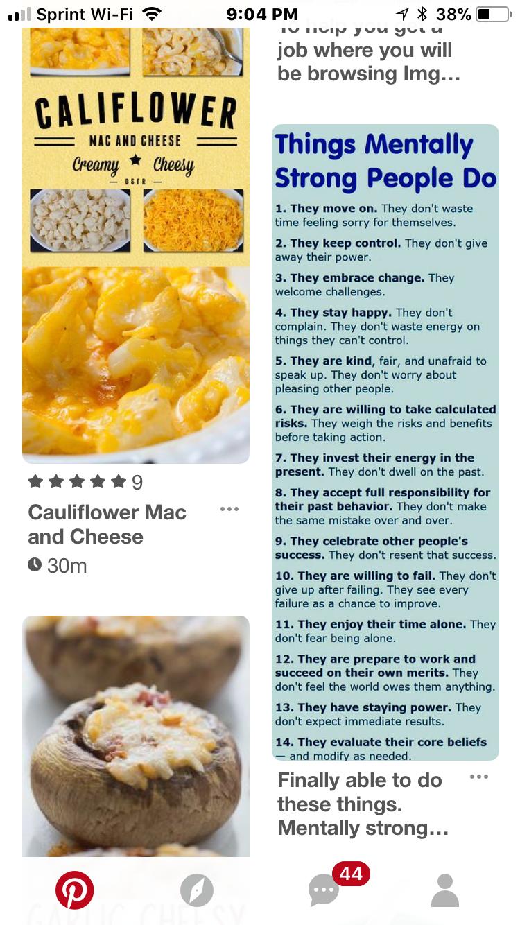 Pin By Deborah Goodman On Great Sayings Califlower Mac And Cheese Mac And Cheese Califlower