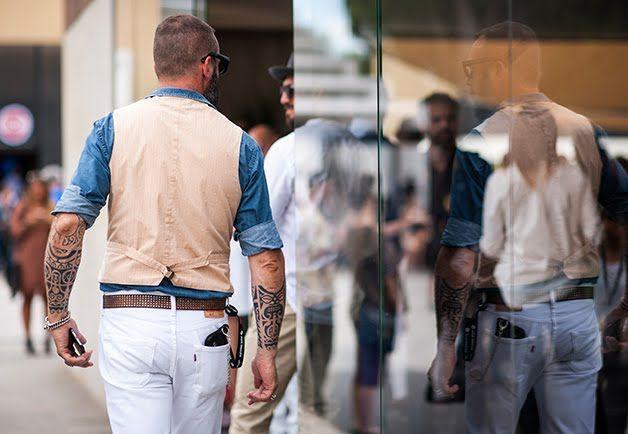 Pitti Uomo Street Style 2015 Day 3