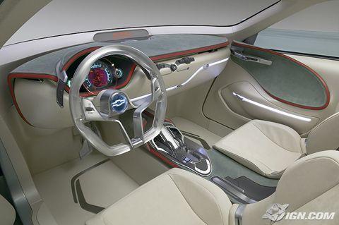Chevrolet Volt Concept - IGN