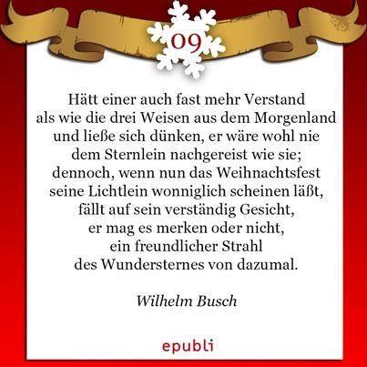 Weihnachtsgedichte Von Wilhelm Busch.Pin Von A W Auf Wilhelm Busch Sprüche Gedicht Weihnachten