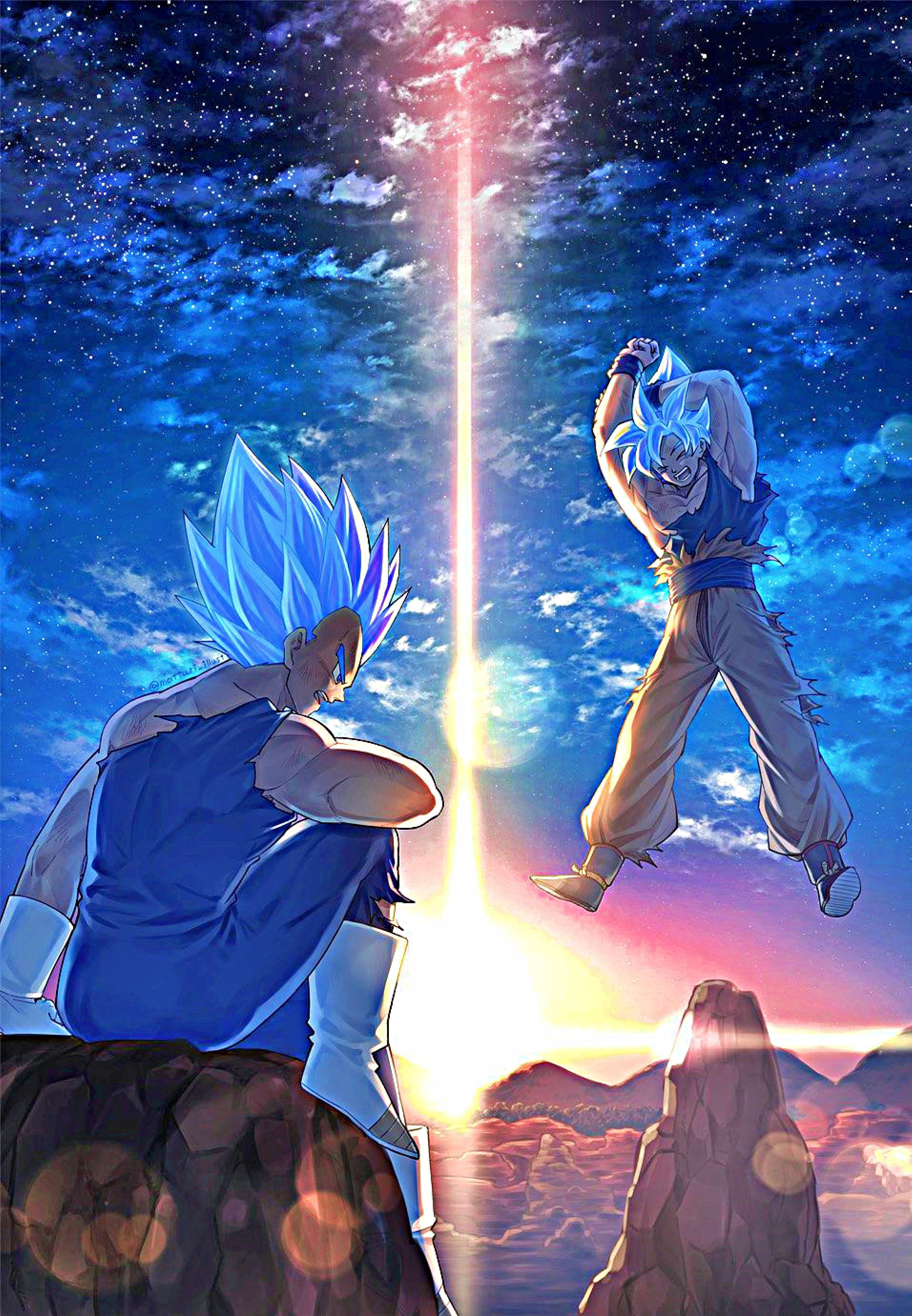 GGHimSELF ノ ◒ ▿ ◒ ノ   Dragon ball super artwork, Dragon ...