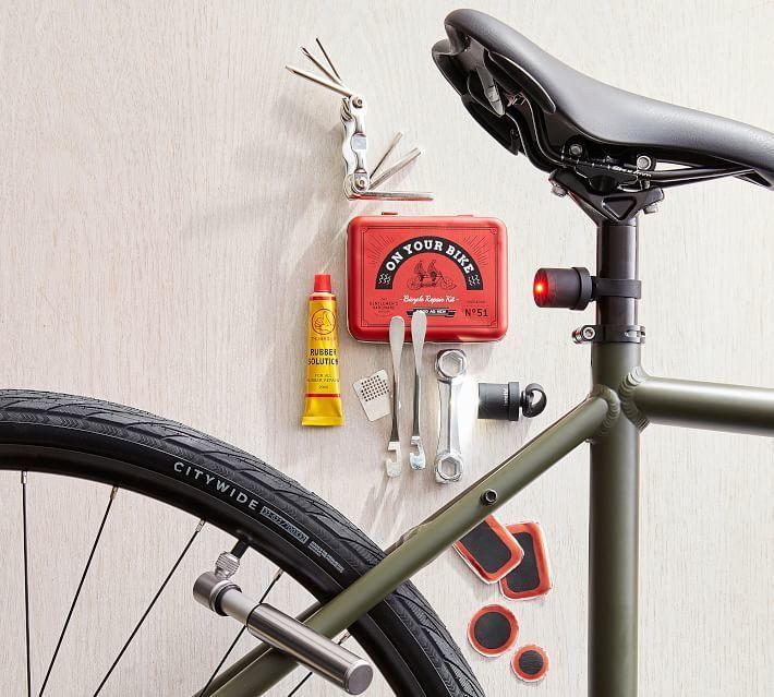 Pottery Barn Ride-A-Long Cycling Kit
