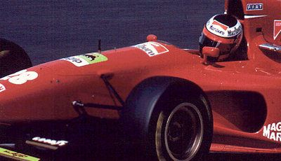 Gerhard Berger  (FERRARI  412T1)