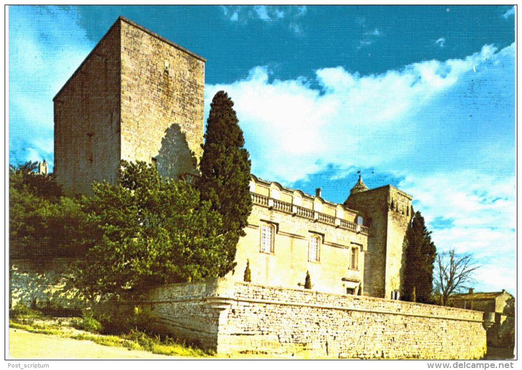 sommieres chateau - Delcampe.net