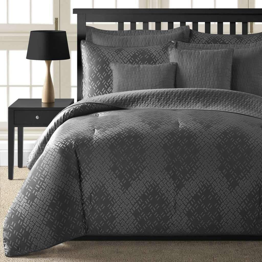 Spot Echo Dot 5Piece Modern Down Alternative Comforter