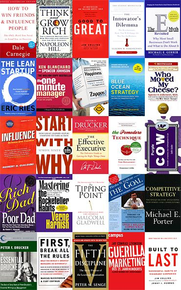 25 Of The Best Business Books 500 Value Worth Saving This As A
