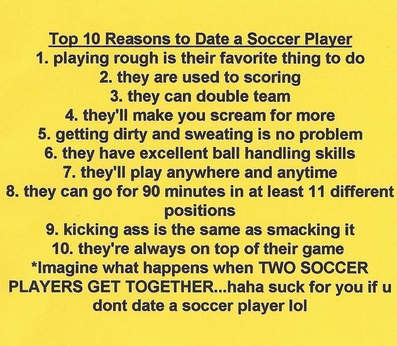 how to date a player