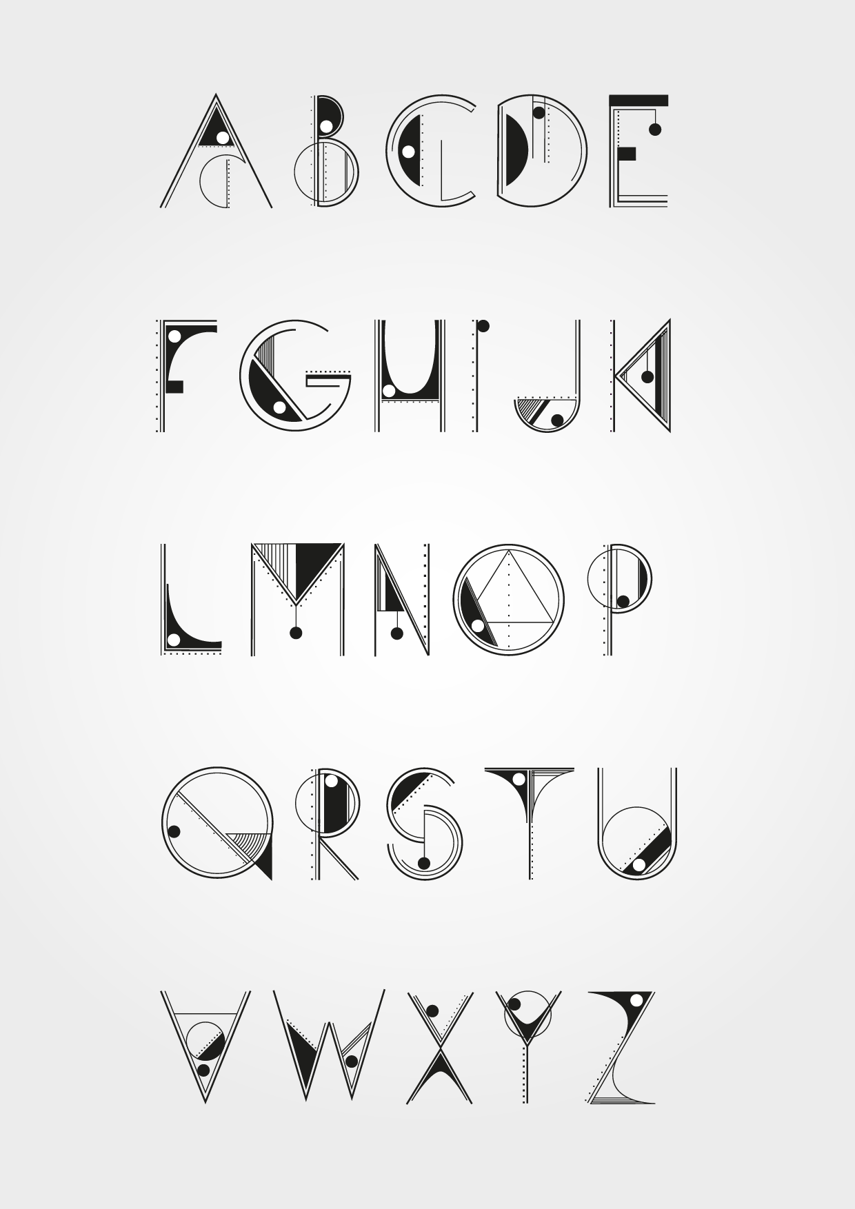 awesome letters awesome letters 2 0 5 typography cosmos on behance typography 110