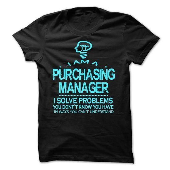 i am a PURCHASING MANAGER - #christmas gift #easy gift. HURRY => https://www.sunfrog.com/LifeStyle/i-am-a-PURCHASING-MANAGER-28727174-Guys.html?68278
