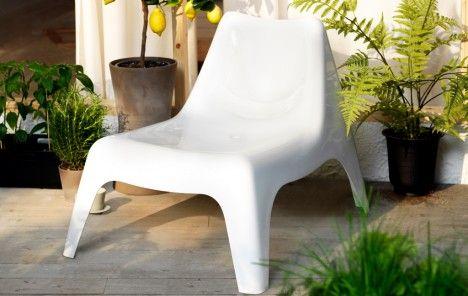 Ikea gartenmöbel lounge  Gartenmöbel: Sessel