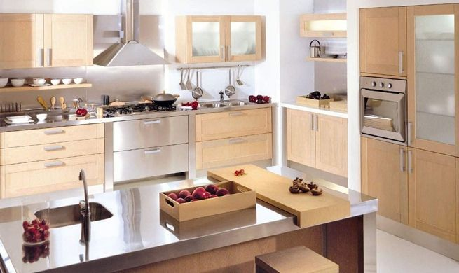 Cocinas integrales deco cocina pinterest cocinas for Cocinas integrales deco