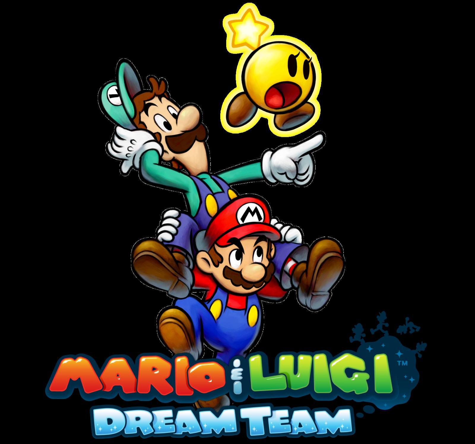 Mario And Luigi Dream Team By Legend Tony980 On Deviantart Super Mario Art Mario Art Mario And Luigi