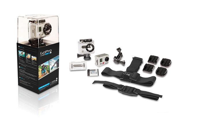 This is probably the best HD video camera for going mobile with. You can wear it. You can mount it. It goes where you go. $299.99