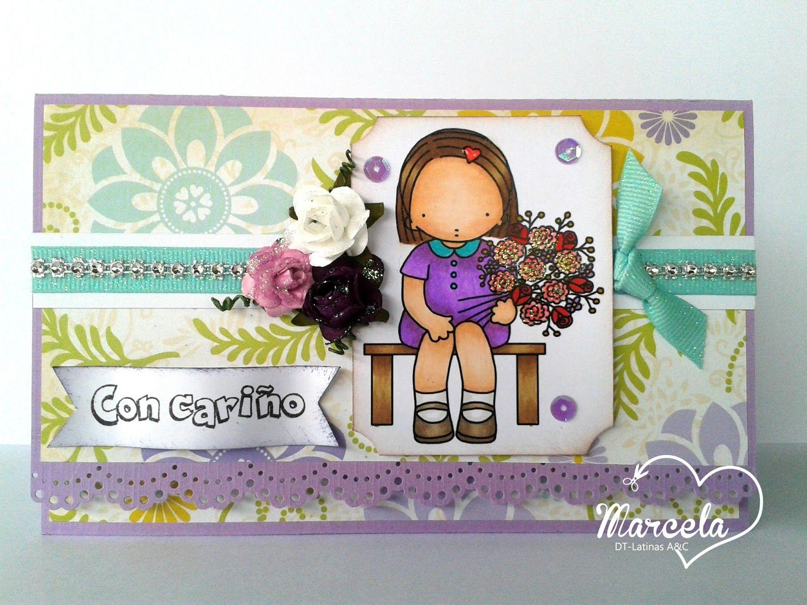 Latinas Arts and Crafts: Reto #15: Verano Brillante.