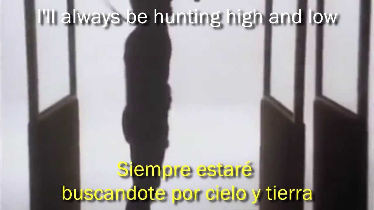 A Ha Hunting High And Low Hd 720p Subtitulos Espanol Ingles