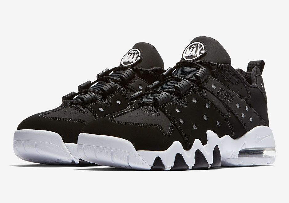 #sneakers #news Nike Air Max2 CB '94 Low Coming Soon In Black/