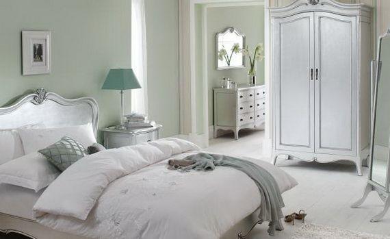 Decoracion dormitorio blanco vintage decoraci n vintage pinterest decoracion vintage - Decoracion vintage barata ...