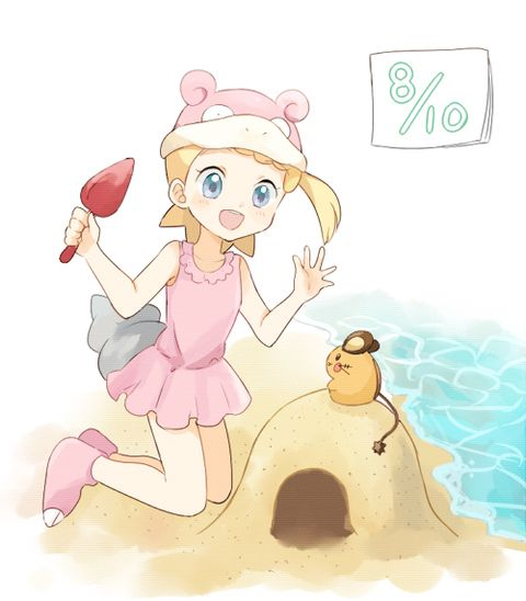 「Pokemon log④」/「may」の漫画 [pixiv]
