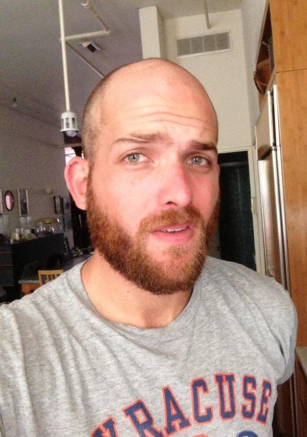 Women that like shaved bald men