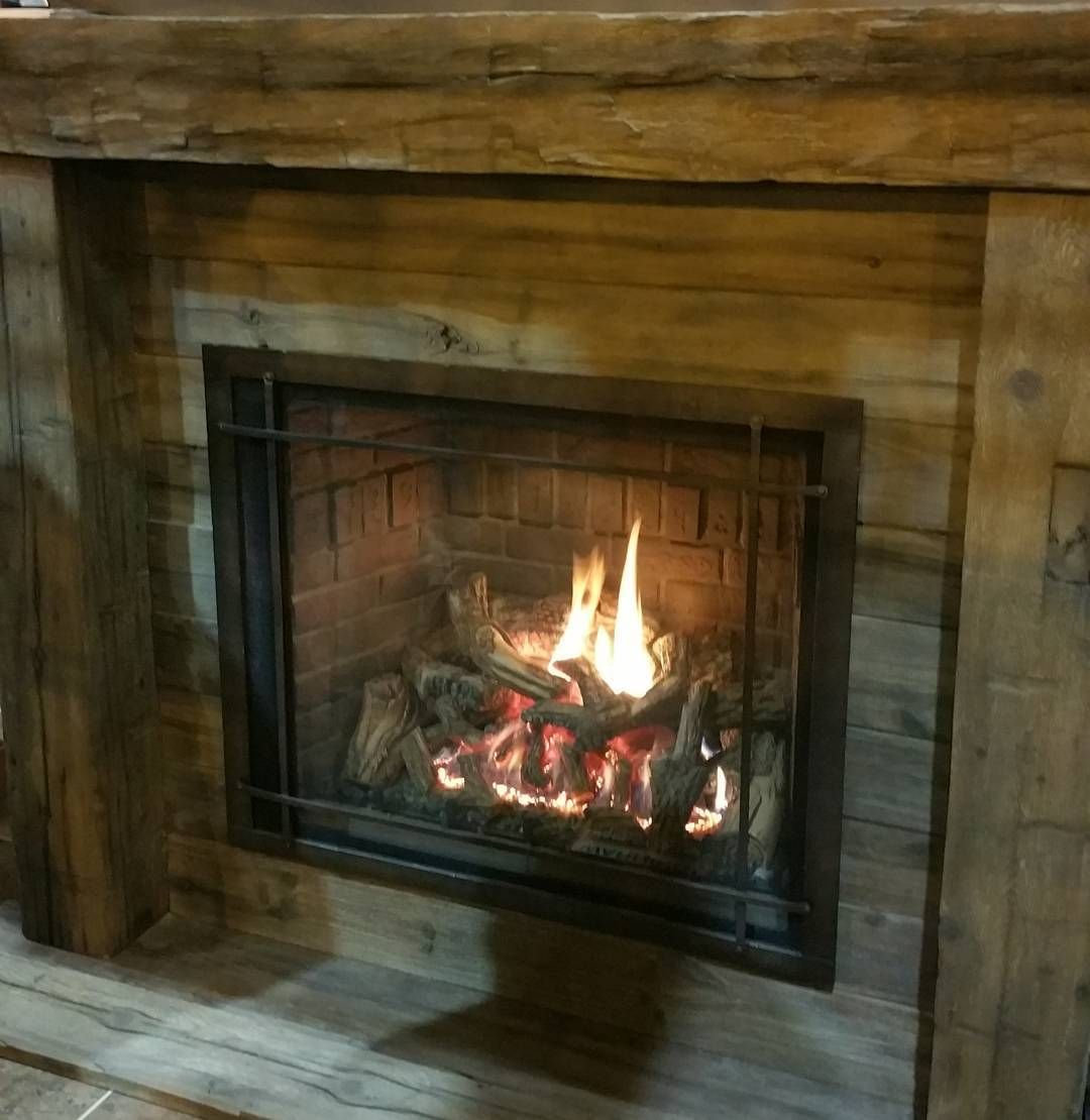 Flue Tech Chimney Venting On Instagram Cast Cement Faux Wood Faux Wood Wood Remodel