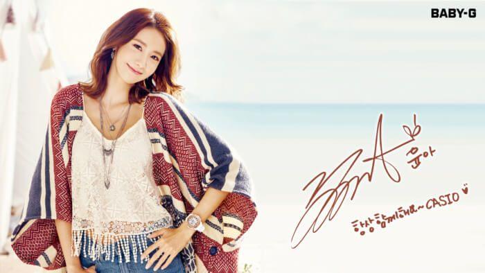 Girls Generation Baby G Summer 2016 Catalog Wallpapers Girls Generation Yoona Snsd