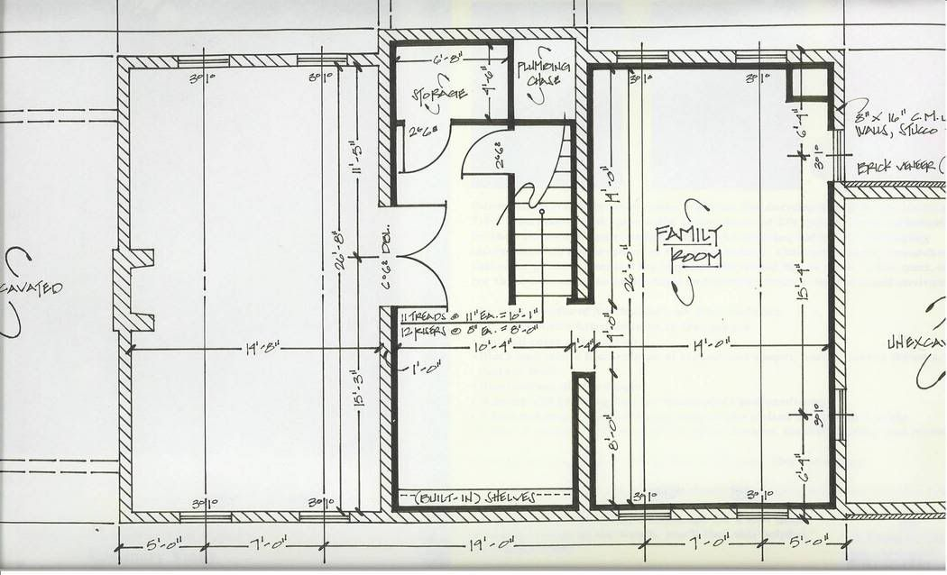 Amityville 108 Ocean Ave Basement Floor Plan As It Was Home