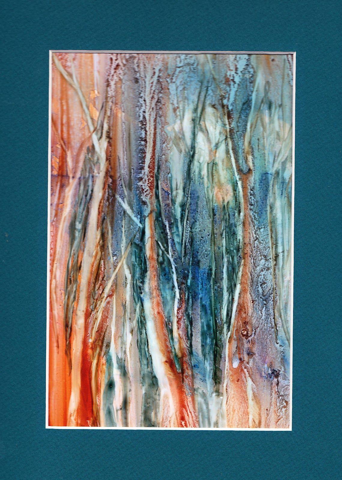 Donnalyn Yates Fine Art Art Watercolor Painting Techniques Art