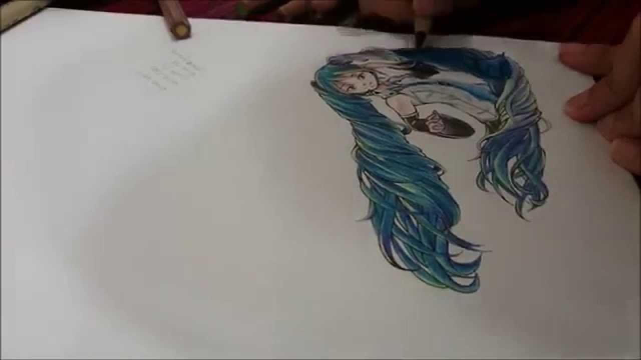 Best anime fan hand drawn art in the world anime fanart