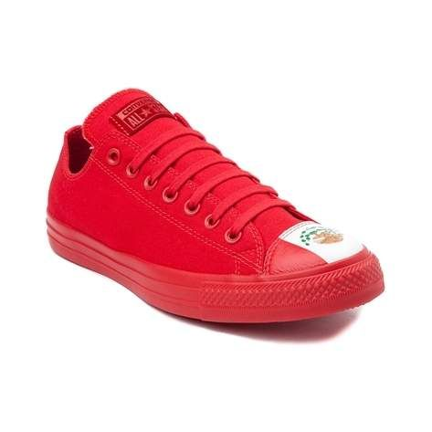 2d2896abe0de Put a little pride in your stride with the new Mexico Sneaker from Converse!  These