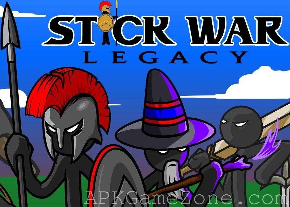 Stick War Legacy Money Point Mod Download Apk Game Stick Stick Figure Animation Stick Figure Games