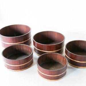 五段重ね桶 #古民具 #日本 #antique #vintage #japan #japanesestyle