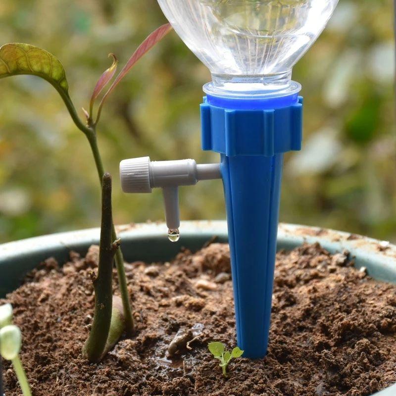 Random Color BGY Plant Waterer Irrigation Sprinkler Little Nozzle Sprinkler Plant Mist Color Random