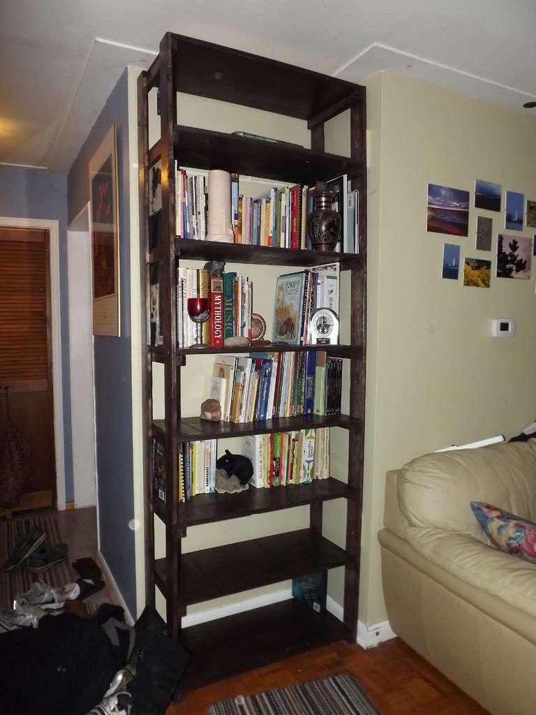 Bookshelf Ladder Style Ladder bookshelf, Bookshelves