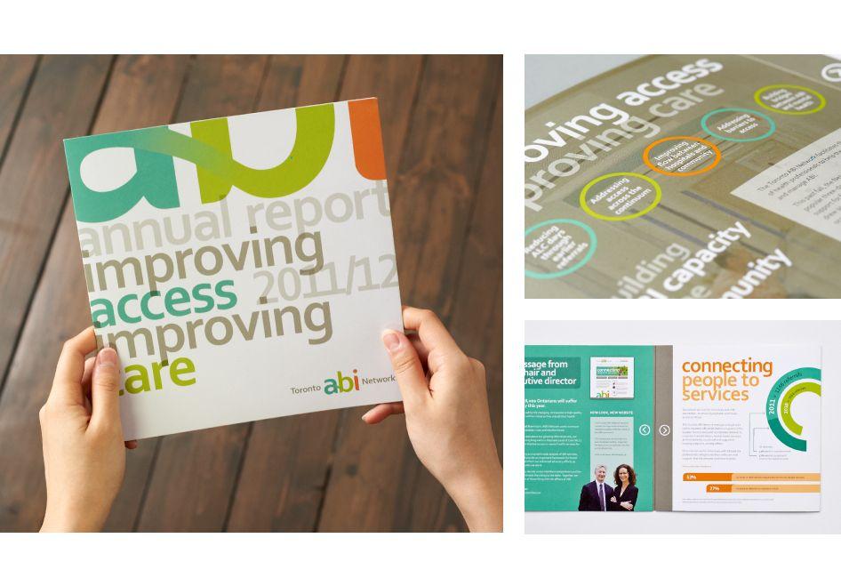 Abi Annual Report Design By Gravity  Annual Reports