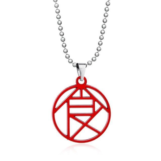 Photo of Anime Naruto Shippuden Necklace – 22