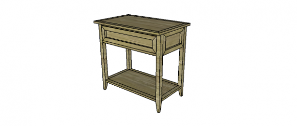 Free Woodworking Plans To Build A Potterybarn Inspired Wide Hudson