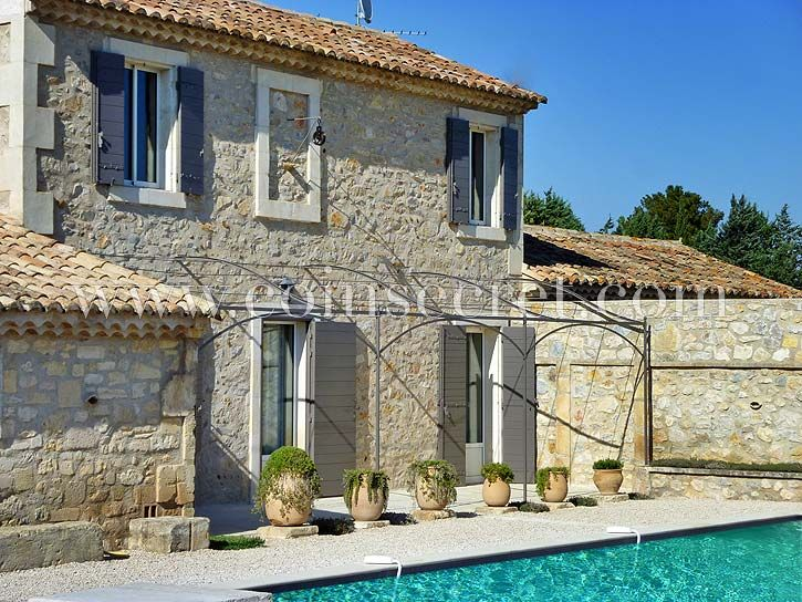 Location Saisonnière Grande Villa Vacances Avec Piscine Privée, Maison De  Charme à Louer Saint Martin