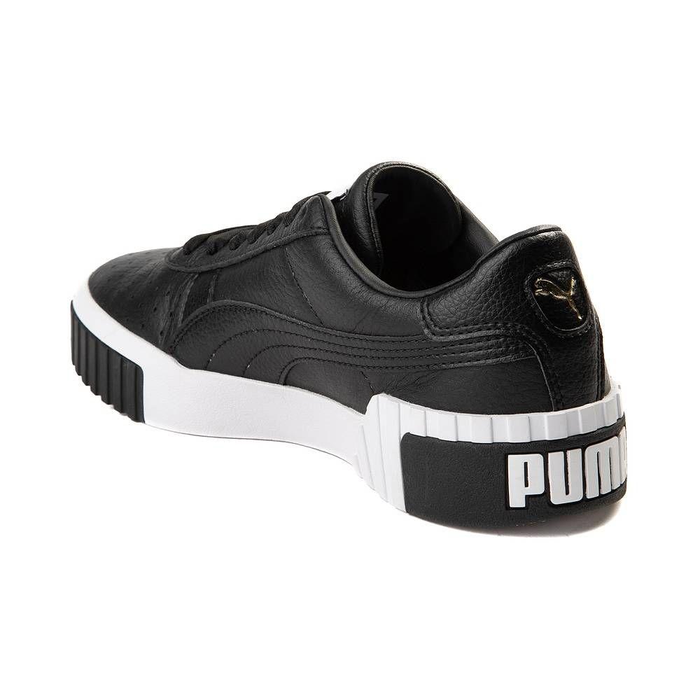 9d700ef3f2b Womens Puma Cali Fashion Athletic Shoe - black - 361829
