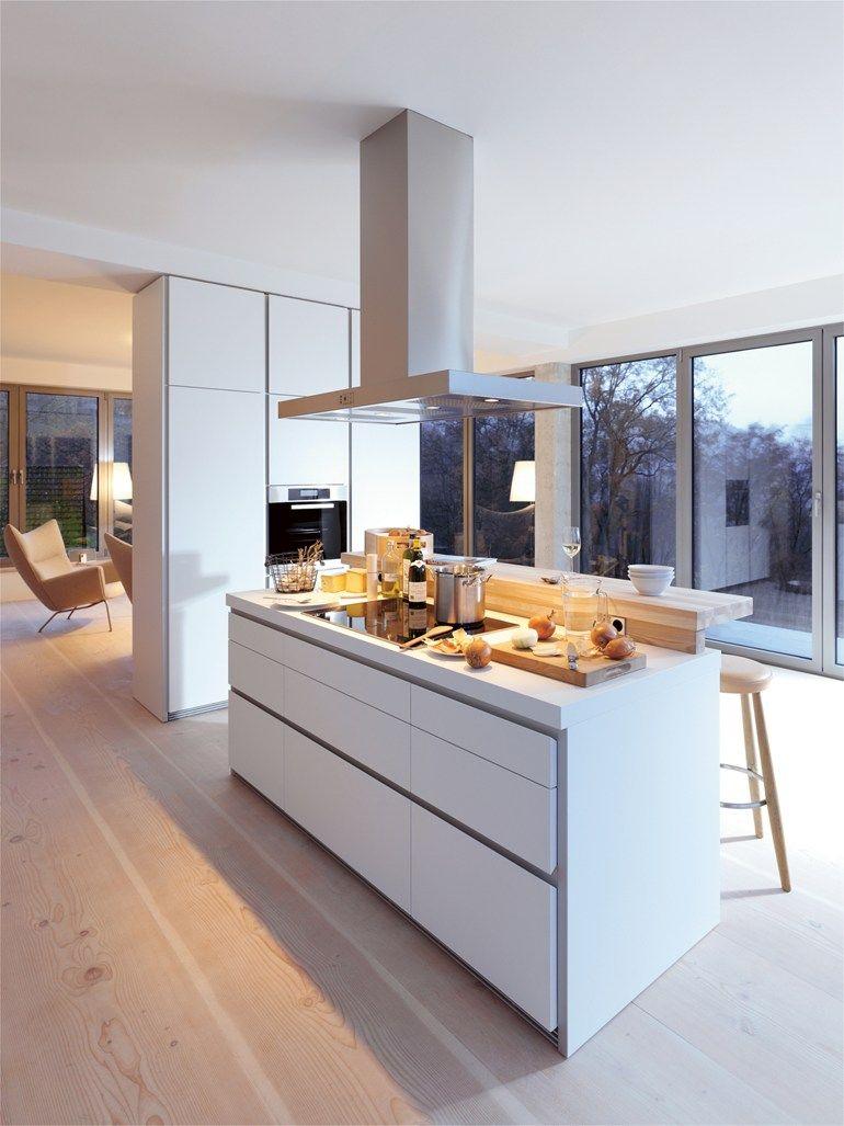 Kücheninsel AMBIENTE INTERIOR HOME DESIGN Pinterest Kücheninsel, Küche und Traumhäuser