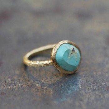 Aurore Turquoise Ring 5 Octobre 0xmFxSCVYJ