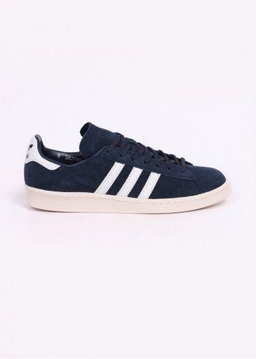 uk availability 3ed98 50b4c Adidas Originals Footwear Campus 80s Japan Trainers - Dark Blue