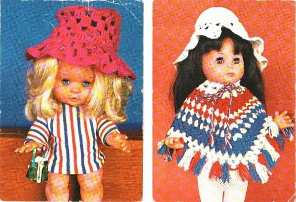 Куклы гдр открытки