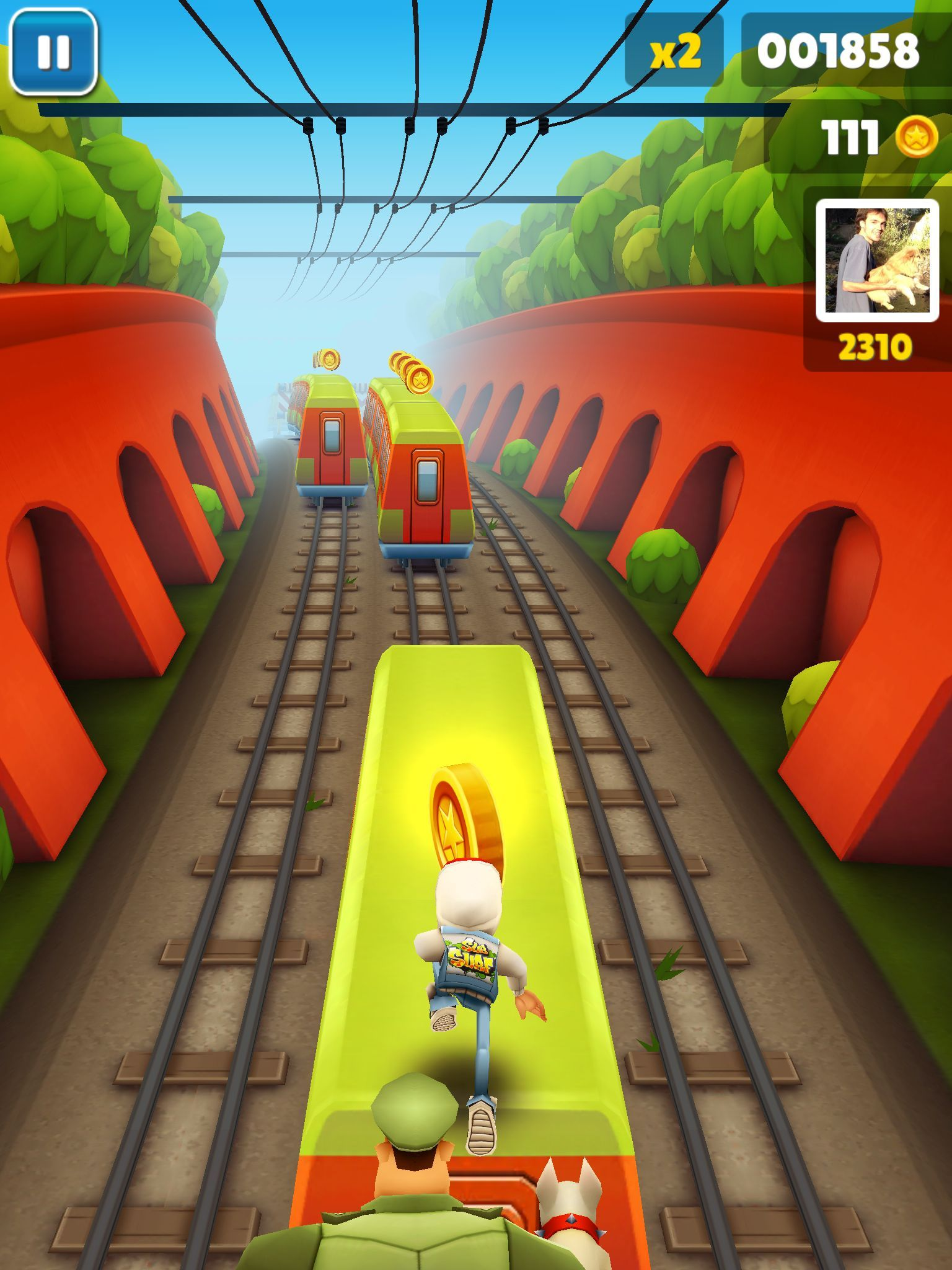 subway surfers game screenshot Subway surfers, Subway