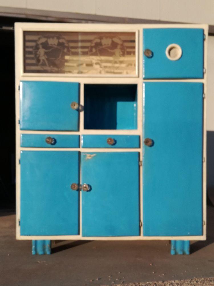 Credenza per cucina vintage anni 50. | Sideboards | Credenza ...