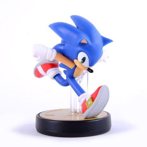 Sonic Amiibo Super Smash Bros Us Ver Super Smash Bros Smash Bros Amiibo