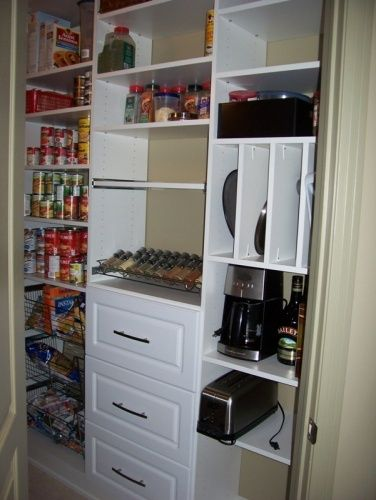 Oklahoma Pantry Solutions