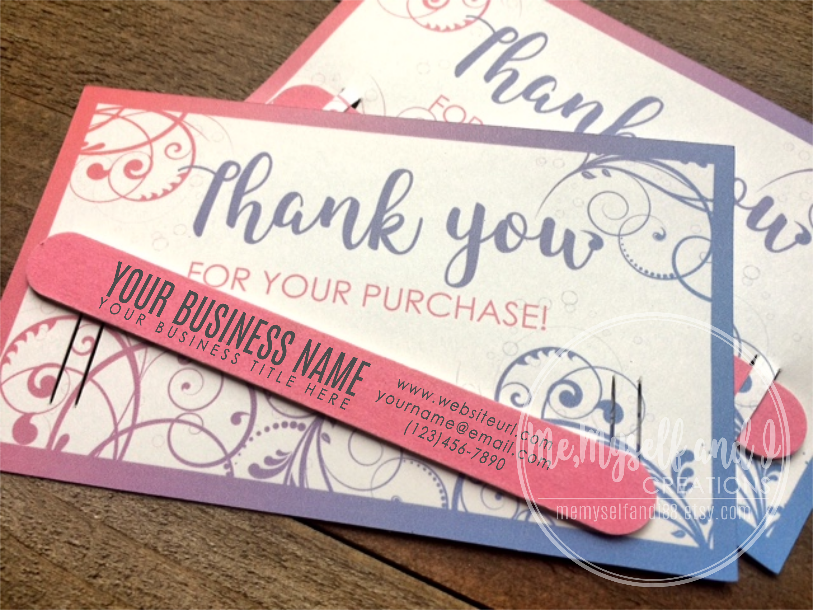 Independent fashion retailer thank you cards nail technician independent fashion retailer thank you cards nail technician business cards magicingreecefo Choice Image